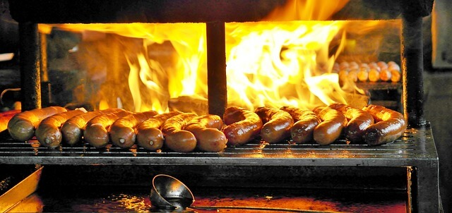 grill murowany krok po kroku